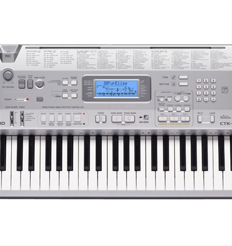 Casio CTK800 Keyboard