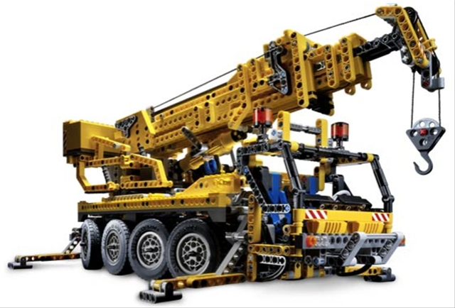 Lego Technic 8421