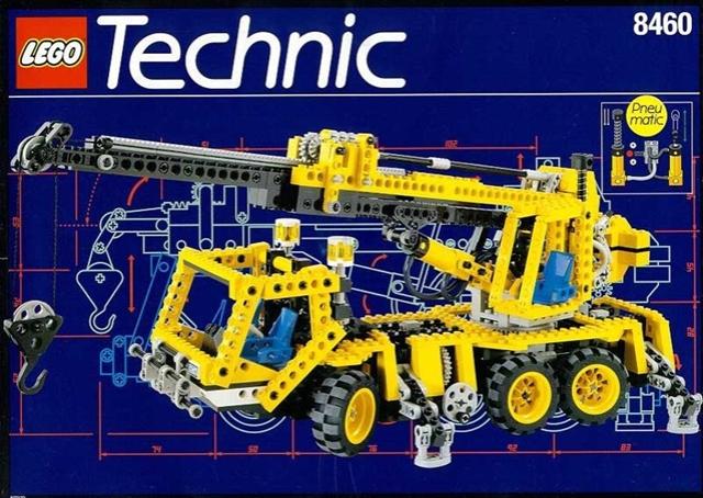 Lego Technic 8460