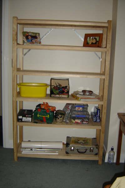 Bookshelf Complete