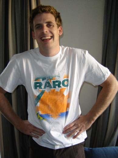 RaroT-shirt