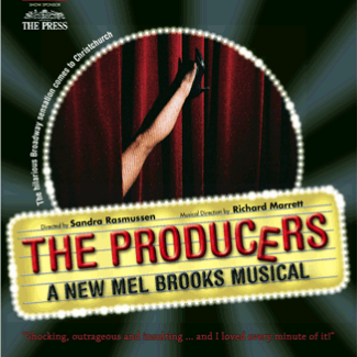 The Producers - A new Mel Brooks Musical