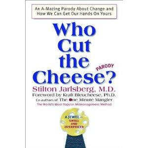 Who Cut The Cheese Simeon Pilgrim